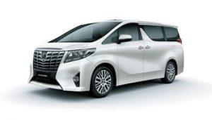 Toyota Alphard Maxi Cab Booking