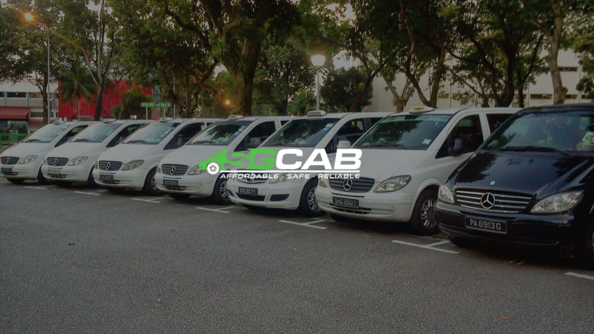 7 Seater Maxi Cab Singapore